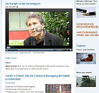 Commons Kontext TV