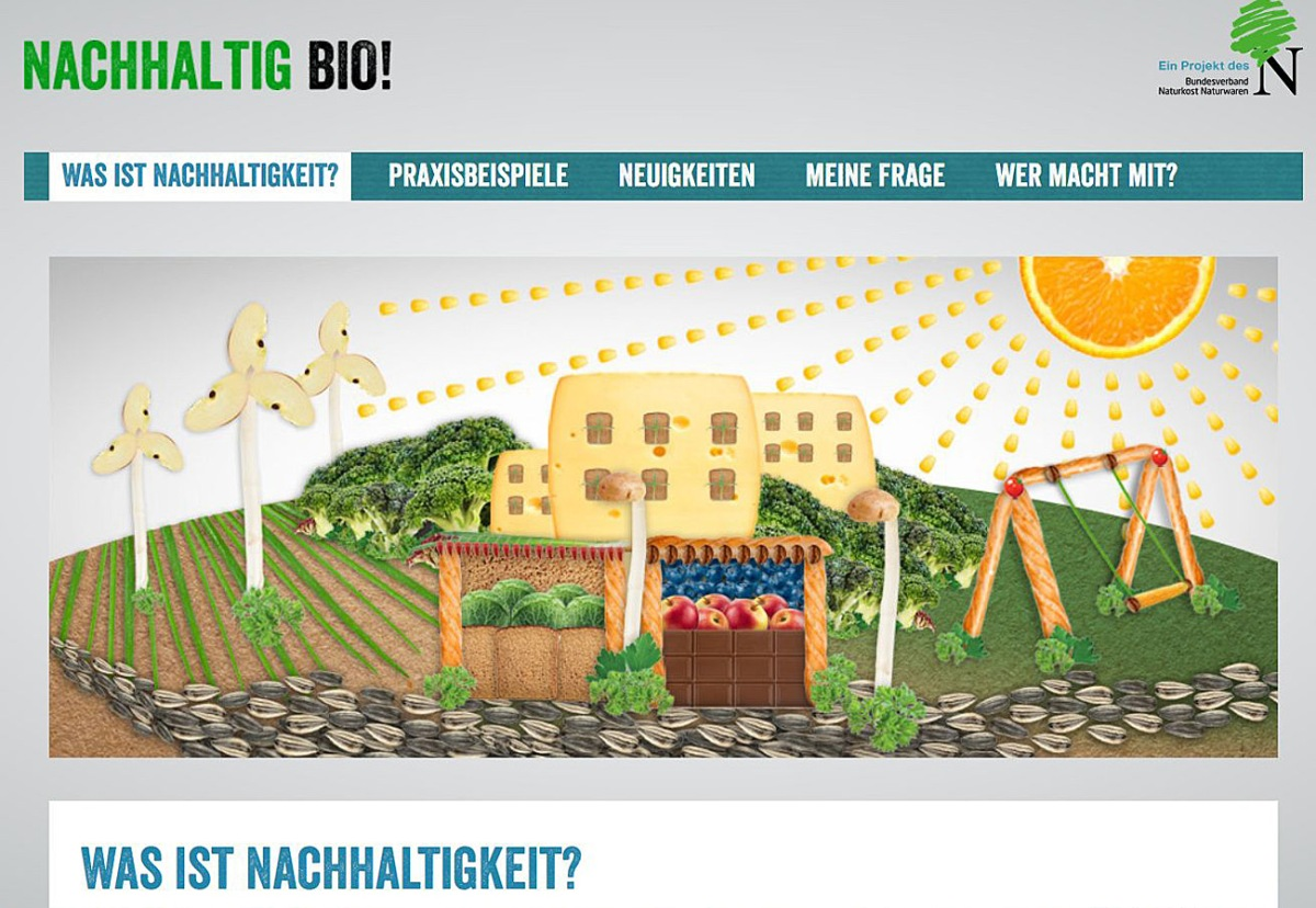Nachhaltig Bio