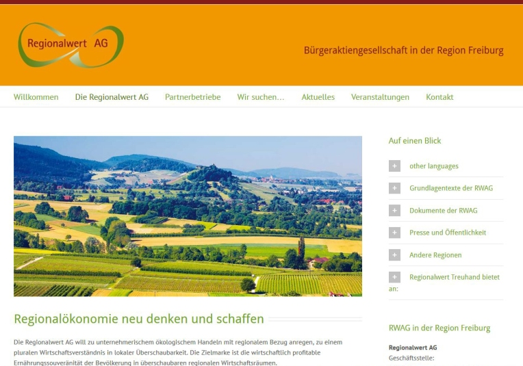 Regionalwert AG