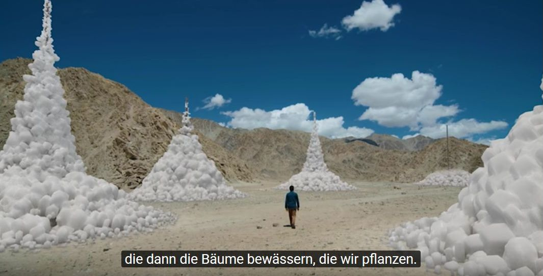 Eis Stupas